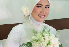 Devi Wedding Day by Ifti Tasya Makeup Artist