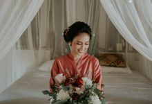 Nagisa Bali Wedding For Mrs Imma & Mr Jaza by Nagisa Bali