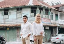 Prewedding T+A by Mr. Ganas Production