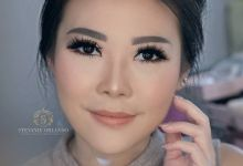 Birthday Makeup Party For Mrs. Ricasuma  by StevOrlando.makeup