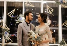 Luky and Reza wedding decoration by Nona Manis Creative Planner