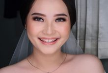 Ms. Meisy  by MRS Makeup & Bridal