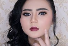 SOMA - Party Makeup For Ms. Salma by StevOrlando.makeup