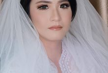 Wedding Makeup Morning Looks For Ms. Agnes by StevOrlando.makeup