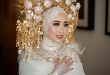 Putri Marvi Wedding by Ulie_Ag