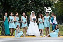 Dominic & Kresta Wedding by Jenry Villamar Photo & Video