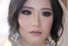 SOMA - Bold Eyes Wedding Makeup by StevOrlando.makeup