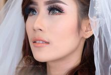 Fresh Wedding Makeup Looks For Ms. Laurensia by StevOrlando.makeup