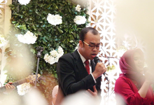 Tasya & Ridwan Wedding Ceremony by 1548 band