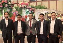 Dina & Wawan Wedding Ceremony by 1548 band
