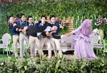 Wedding Day Of Tio & Fauzan by A Story