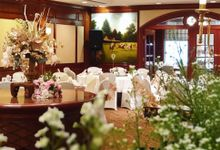 The Wedding Of Nam Seob & Hellen by MAC Wedding