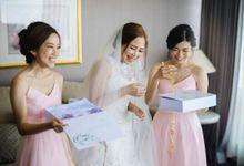 Steven & Yovita's Wedding by Roopa