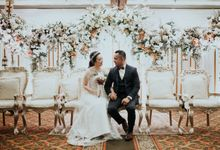 Dian & Michael by MERCANTILE PENTHOUSE WEDDING