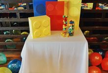 Classic Lego Theme Birthday Party by Clea's Project