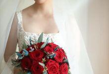 Bridal Portraits by Jyka Espinoza Makeup Artistry