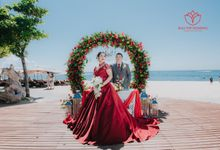 A & A Always by Bali Top Wedding