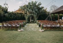 The Wedding of Olivia & Anthony by Bali Flower Decor