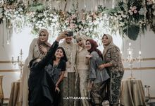 Khai & Faisal Wedding by anti weekend weekend club