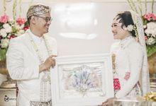 Javanese Wedding of Tesya & Ilham by A Story