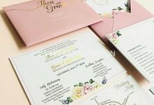 T & G by EVERLAST INVITATION