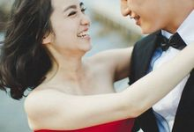 Prewedding of Lik Yao + Jasmine by Ener Gan Photography Studio