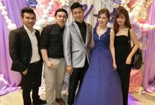Bentong Wedding Live Band and Emcee by MEB Entertainments