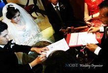David & Dina 10052015 by Moist Wedding Planner & Organizer