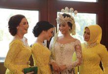 Clutch for Erica Putri Wedding by Waiwai Clutch
