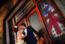 House of Sampoerna PreWedding | Colin + Susan | by YSD by YSD Photography