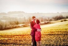 romantic style by InMoment Wedding Photography