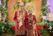 Wedding Farras & Rizki by LuxArt Project