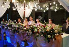 ANDRI & DEVRI WEDDING by Alindra Villa