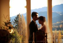 Queenstown Engagement Portrait of Carman + Zoie by Perhapslifemoments by Kurt Ahs