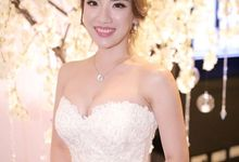 Bride Jamie Tan by Gelly Wee Makeup Studio