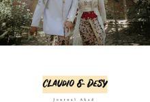Wedding Cladio & Desy by Eyes.Cloud