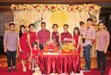 Sangjit Rey &Fitri by Calysta Sangjit Decoration