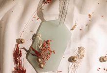 wax sachet by Seruni Indonesia
