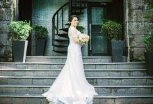 Lace Wedding in Sulu  by HeyHeleyna