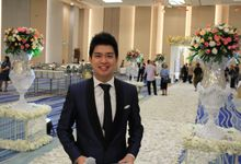 MC Wedding Harris Convention hall - Anthony stevven by Anthony Stevven