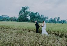 Christina and Mark Wedding by Alila Ubud