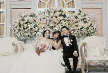 Ronny & Nadia by PRIVATE WEDDING ORGANIZER