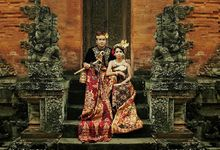Traditional Pre Wedding from Ery and Gek Ai by CG Pictures