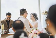 The Wedding of Khastogi & Hellen by Legacy Organizer