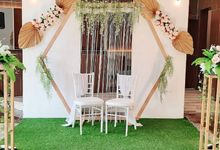 Wedding Liesda & Dendy by Kyukyu organzier