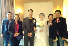 Wedding of Christian & Astri by CREDO Event & Wedding Consultant