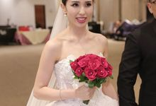 Bride  Christine Chan by Gelly Wee Makeup Studio