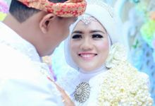 THE WEDDING OF NORA & AGUNG by Kaze Motret