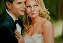 Wedding Art by Weddings by Wameling