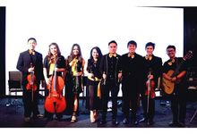 Sparkle Acoustic Lite Orchestra for Wedding Party in Surabaya by Sparkle Strings